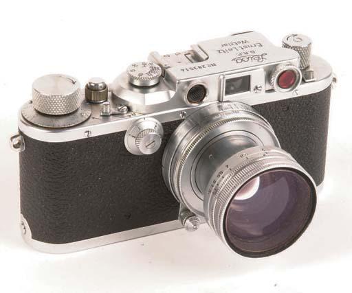 Leica IIIb no. 283514