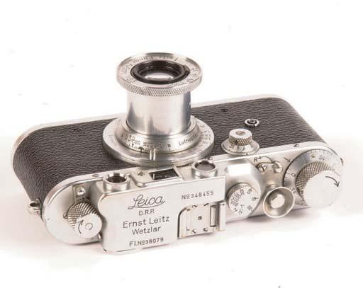 Leica IIIb no. 348455