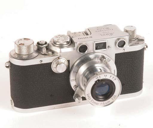 Leica IIIf no. 595344