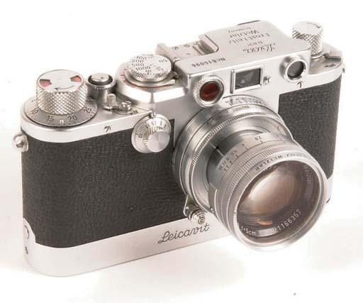 Leica IIIf no. 615096