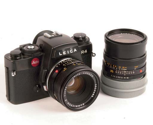 Leica R4 no. 1624076