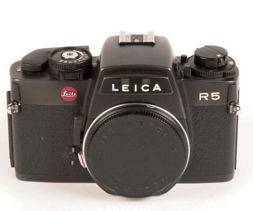 Leica R5 no. 1718712