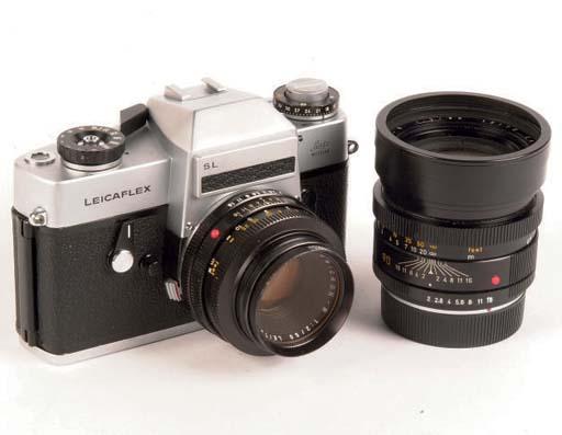 Leicaflex SL no. 1343904