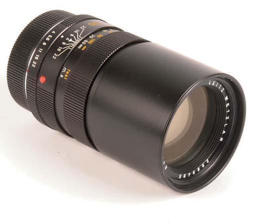 Elmar-R f/4 180mm. lens no. 29