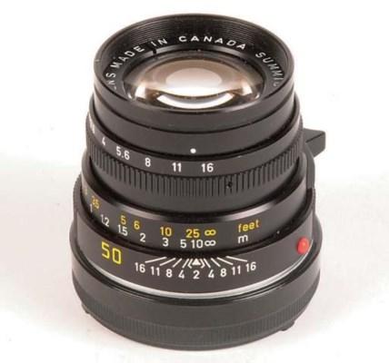 Summicron-M f/2 50mm. no. 3198