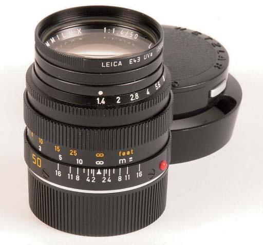 Summilux f/1.4 50mm. no. 34164