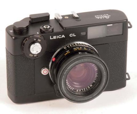 Leica CL no. 1426943