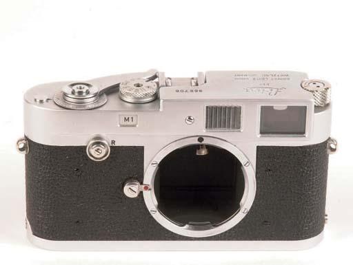 Leica M1 no. 966706