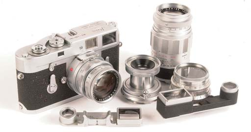 Leica M2 outfit