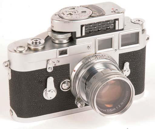 Leica M3 no. 732528