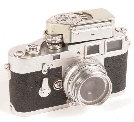 Leica M3 no. 759297