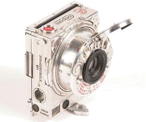 Compass II no. 3917