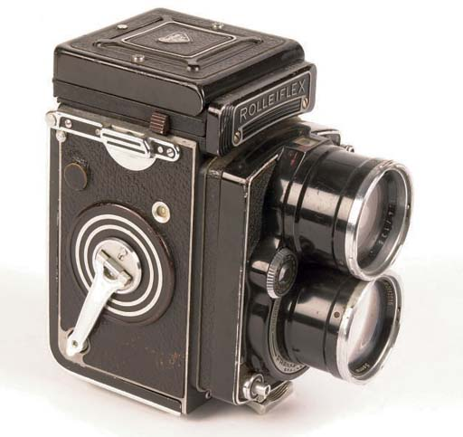 Rollei cameras and equipment