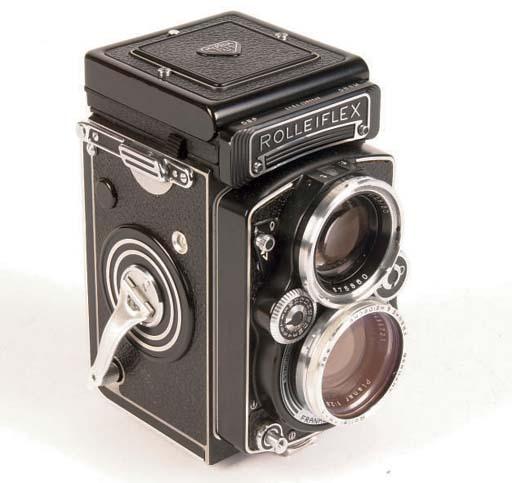 Rolleiflex 2.8 E3 no. 2360840
