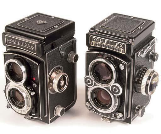 Rolleiflex 3.5E no. 1747871