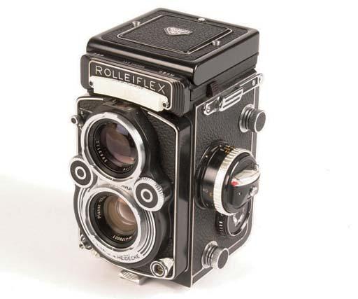 Rolleiflex 3.5F no. 2803006