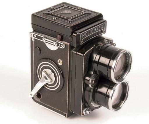 Tele-Rolleiflex no. S2305561