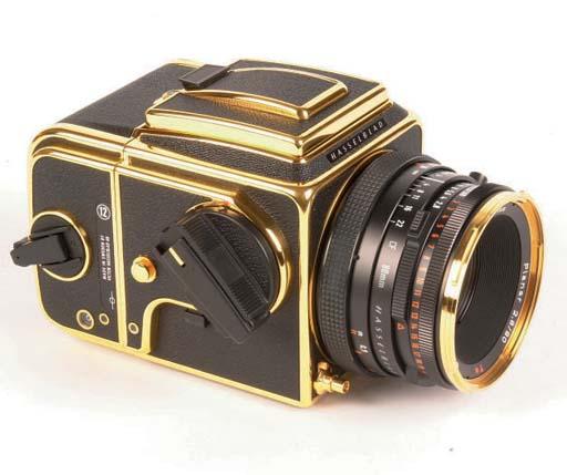 Hasselblad 500C/M Gold Exclusi