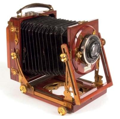 Sanderson field camera no. 208