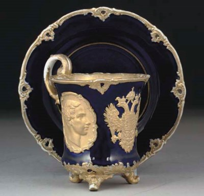 A GROUP OF MEISSEN WARES