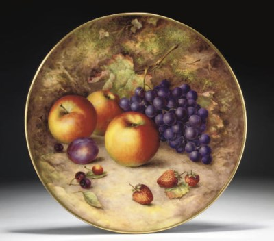 A ROYAL WORCESTER CHARGER