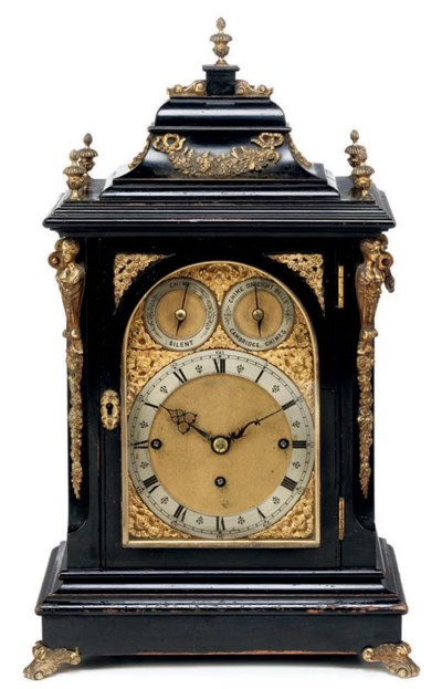 A Victorian small ebonised and