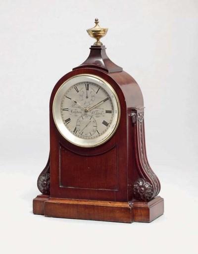 An English eight day chronomet