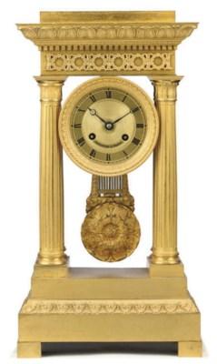 A Louis Philippe ormolu eight
