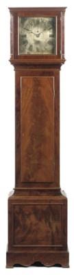 A Victorian mahogany eight day