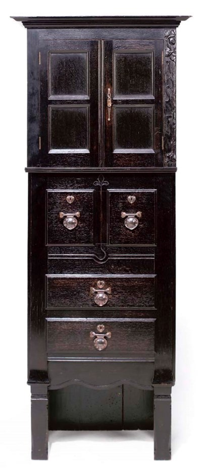 ALFRED WICKHAM JARVIS; CABINET