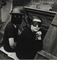 Women Firewatchers, London, for British Vogue, 1940