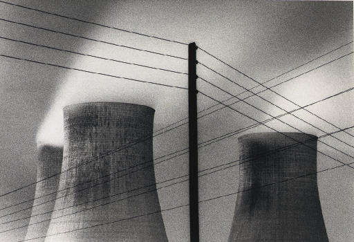 Various images from 'Ratcliffe Power Station', 1984-86