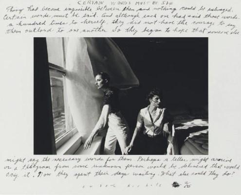 DUANE MICHALS (b.1932)