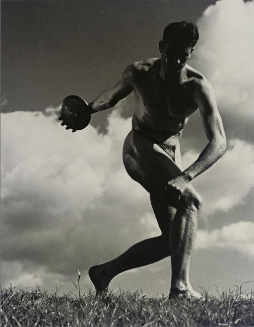 Der Diskuswerfer, 1936