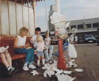 New Brighton, Merseyside from 'The Last Resort', 1983-86