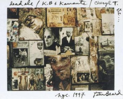 PETER BEARD (b.1938)