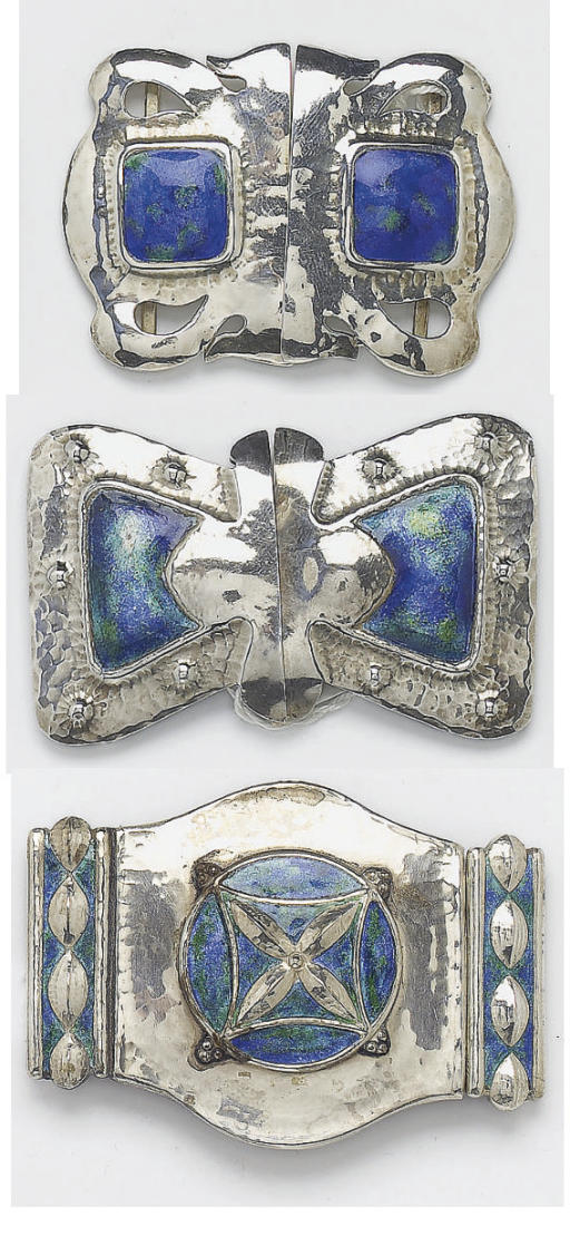 LIBERTY & CO.; BUCKLE