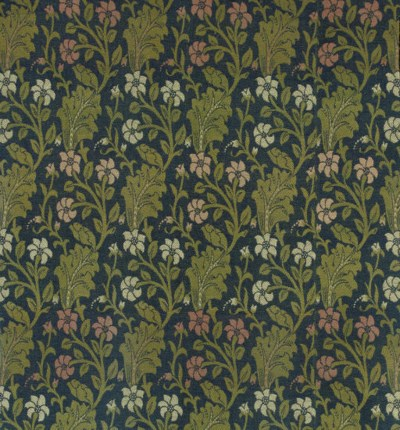 WILLIAM MORRIS; THREE DIAGONAL