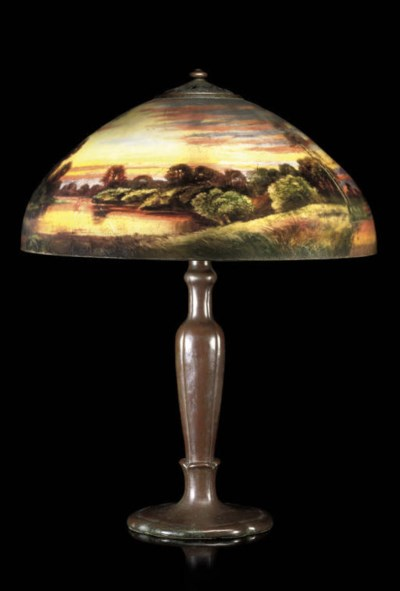 HANDEL; TABLE LAMP