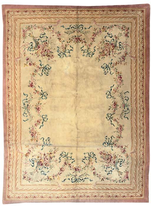 A fine Savonnerie carpet, Poss