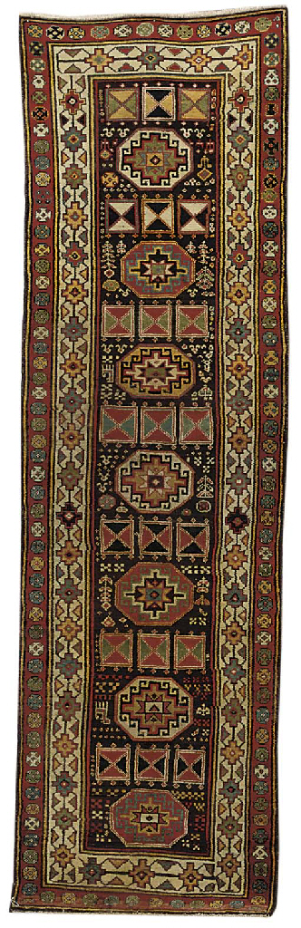 A Moghan long rug, South Cauca