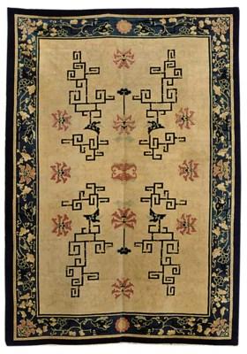 A Peking carpet, China