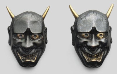 A Pair of menuki, 19th Century