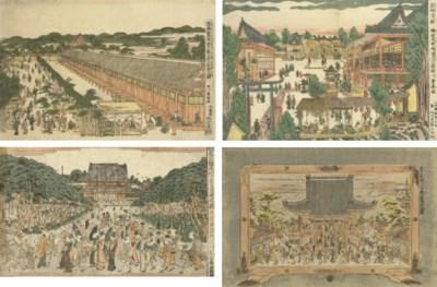 UTAGAWA TOYOHARU (1735-1814),