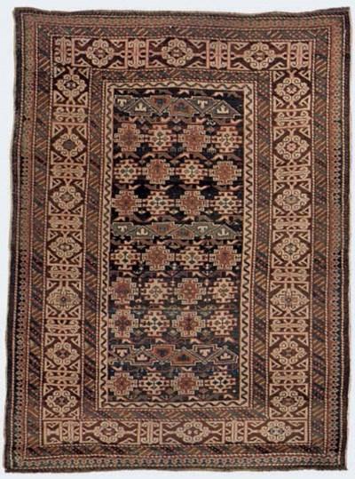 Unusual Shirvan rug