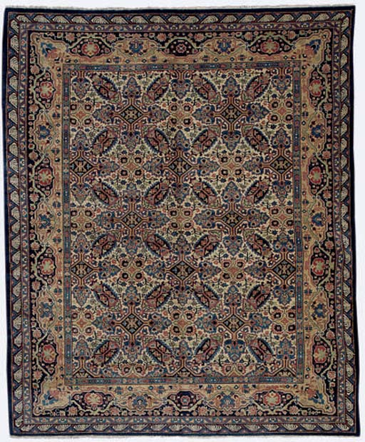 An unusual Chinese carpet