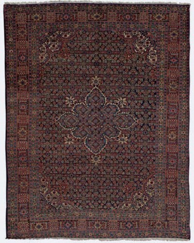A fine Senneh carpet