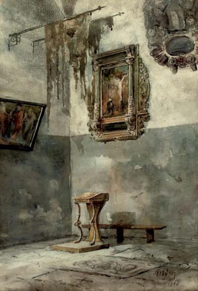 ITALIAN SCHOOL, CIRCA 1913