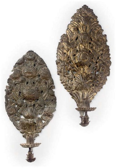 A MATCHED PAIR OF CONTENENTAL