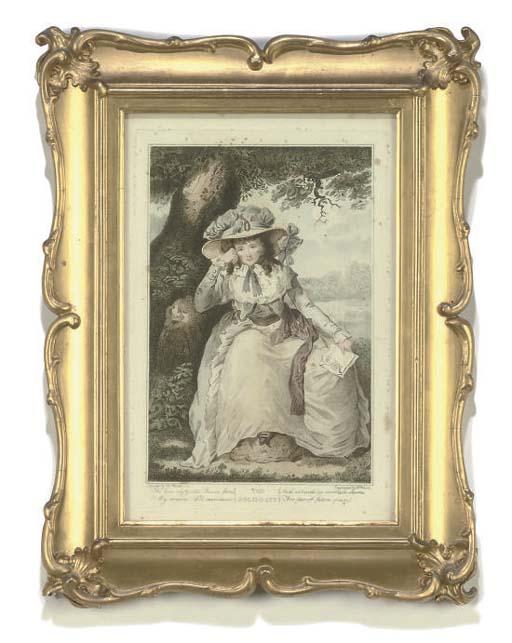 WILLIAM WARD A.R.A. (1766-1826
